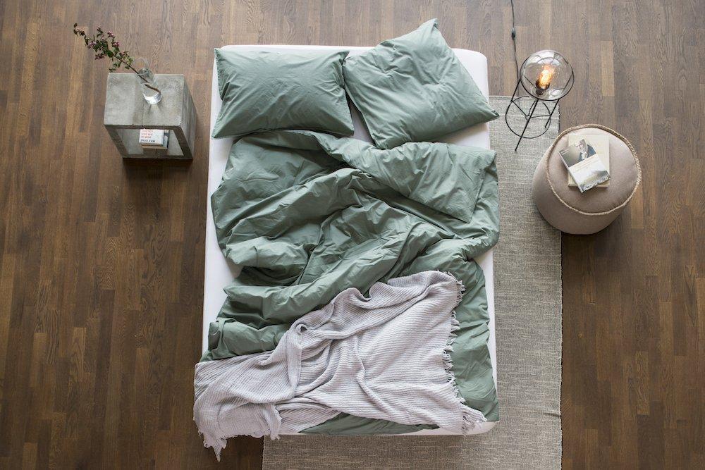 Lavie - Nachhaltige Bettwäsche online kaufen. Fair produzierte Duvet- und Kissenbezüge des Schweizer Labels #lavie.