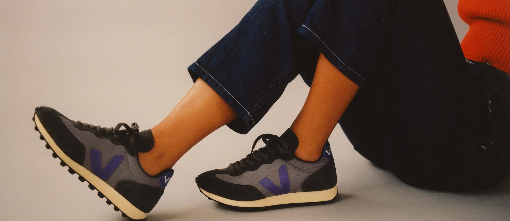 Veja, nachhaltig und fair prodzierte Sneaker. Online kaufen und bestellen Schweiz.