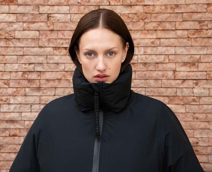Nachhaltige Jacken und Mäntel hier online kaufen in der Schweiz oder in unserem Laden in Zürich.