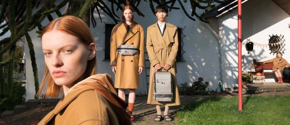 pinqponq entwickelt nachhaltige, funktionale und stylische Taschen und Rucksäcke aus recycelten Materialien. Online kaufen oder im Laden in Zürich.