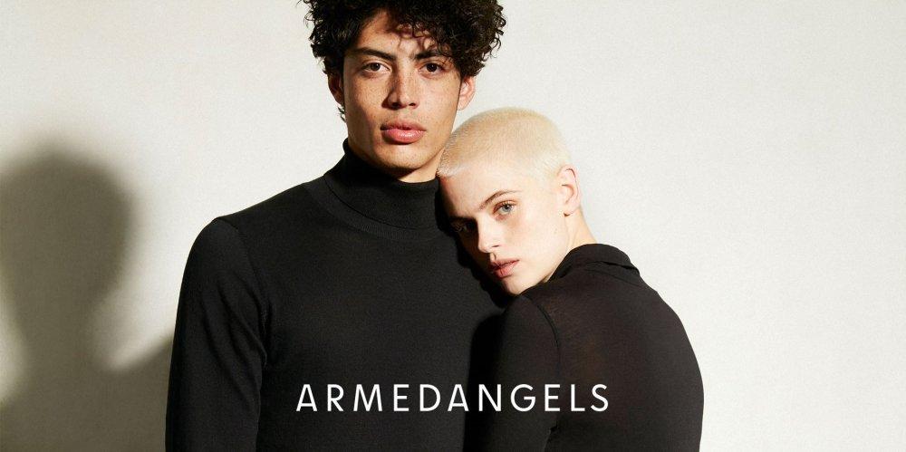 Armedangels Online-Shop Schweiz. Grosse Auswahl an fairer Mode für Damen und Herren. Online kaufen oder im Laden in Zürich.
